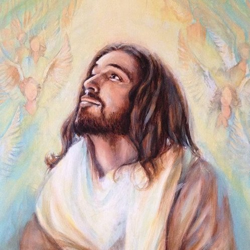 'Jesus Angels' Tamara PATRICK