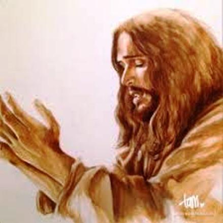 Praying Jesus Tamara Patrick