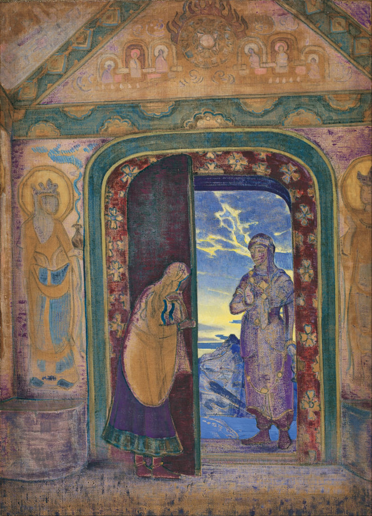 apr3_roerichs_messenger N._Roerich_-_The_Messenger_-_Google_Art_Project