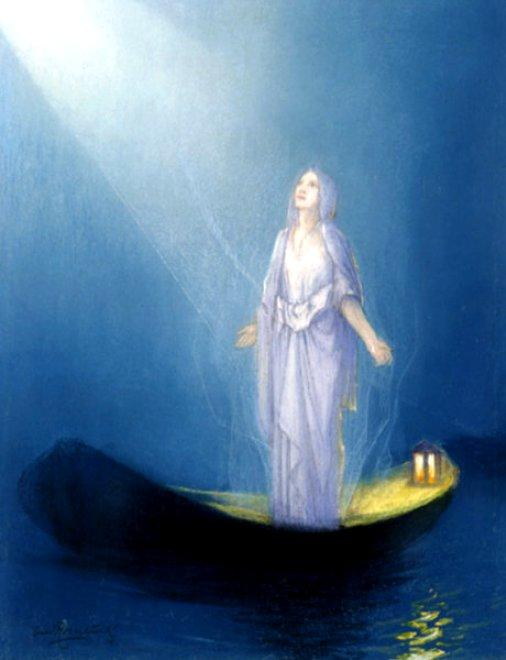 Divine Light Baron Arild Rosenkrantz