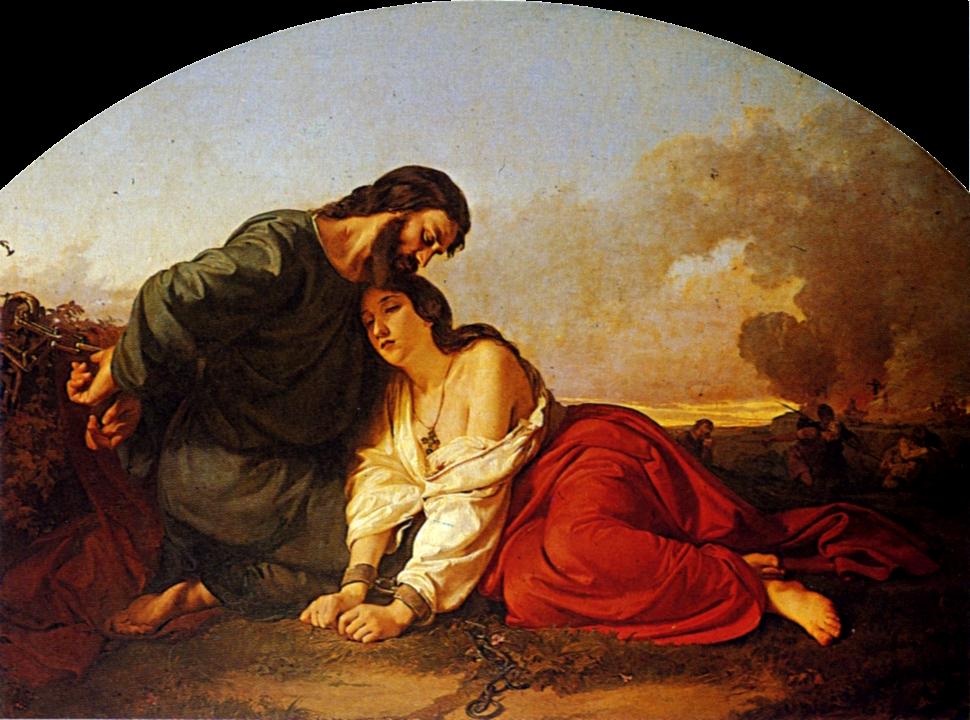 970px-Domenico_Morelli_-_I_martiri_cristiani