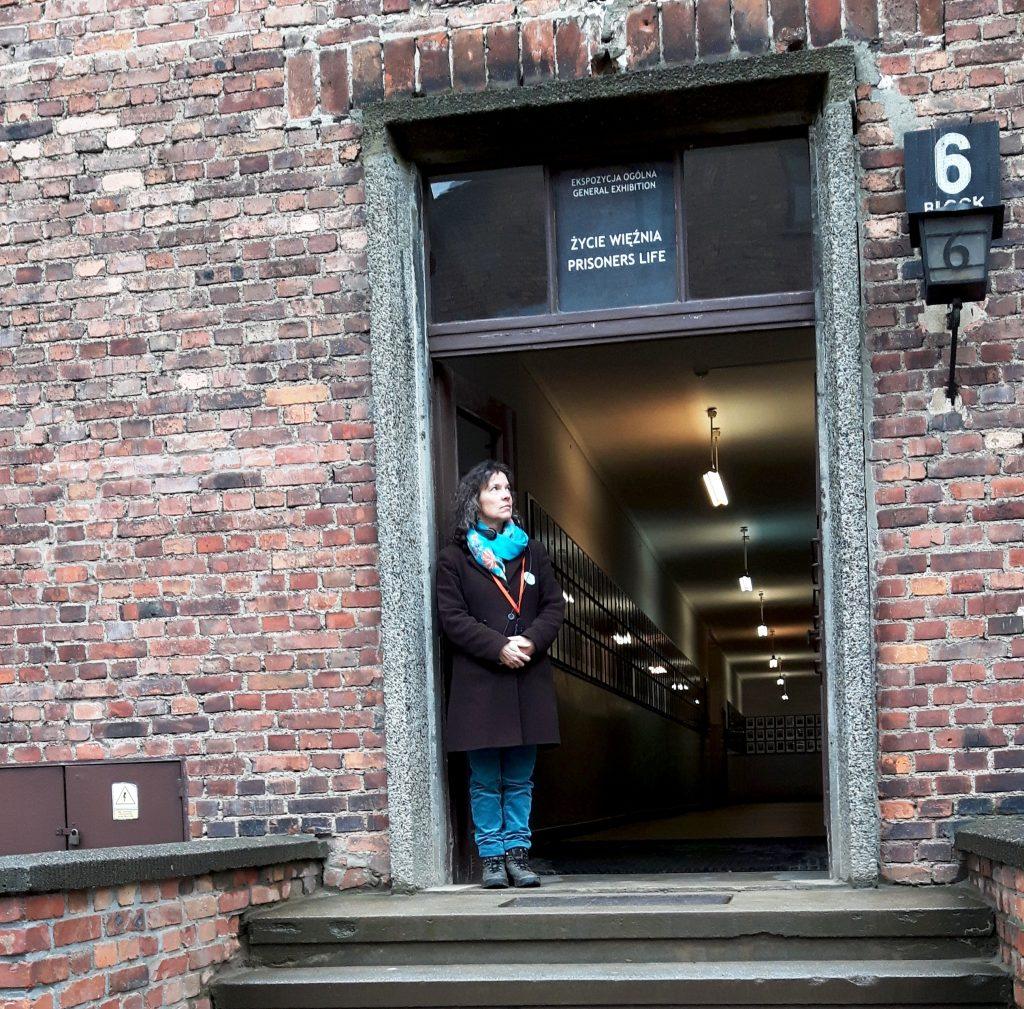 Mieke Auschwitz Block 6