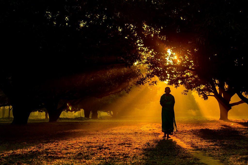 Walking alone (2)